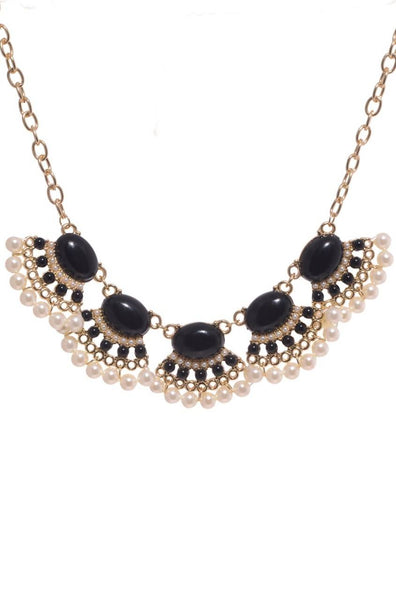 Night Ray Necklace - JIAFNEC5966