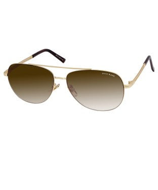 David Blake Brown Aviator UV Protection Sunglass