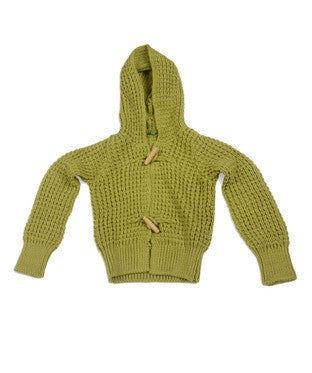 UCB Girl's Hooded Sweater