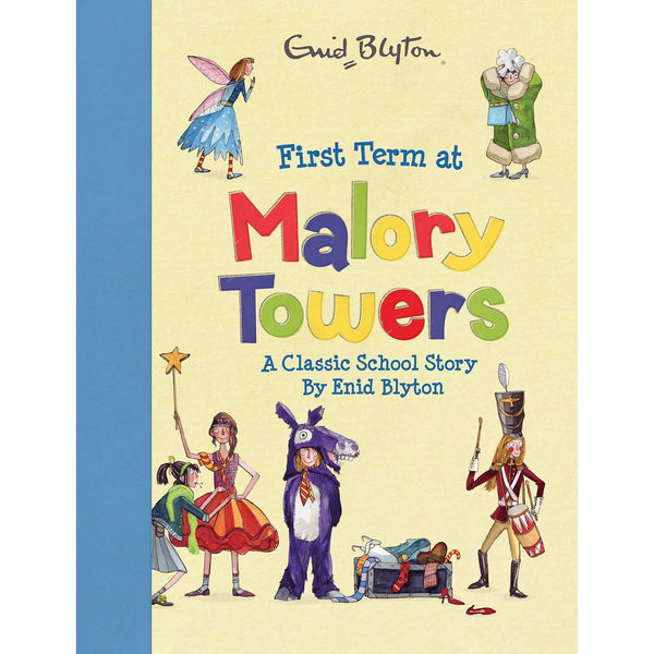 Blyton Malory Towers School Days Treasury