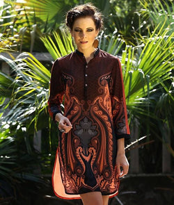 Shashank and Prajwal Multicolor Kurti