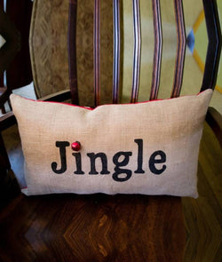 Jingle Cushion Cover AW_100000449027