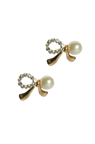 Pearly Poise Studs - JIBTEAR4503