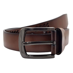 Baluchi The Brown Designer 100% Genuine Leather Belt $ BLC_LMBR_105