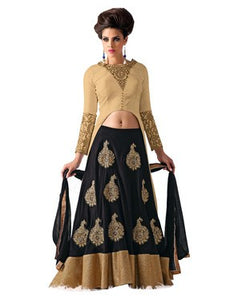 Silk Lehenga Choli with Dupatta Set