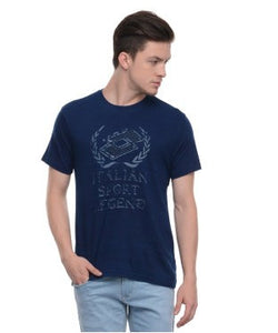 Lotto Navy Blue S/S T-Shirt