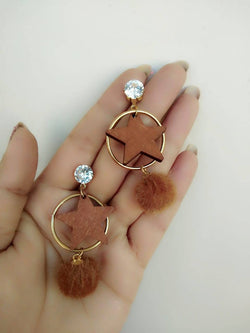 Gaurik Designer earring $ Earrings No. 14