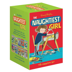 Naughtiest Girl 10 copy box set INDIA