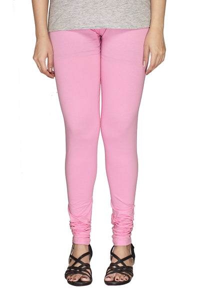 Minu   Premium Light Pink  womens  Leggings $ PL_53