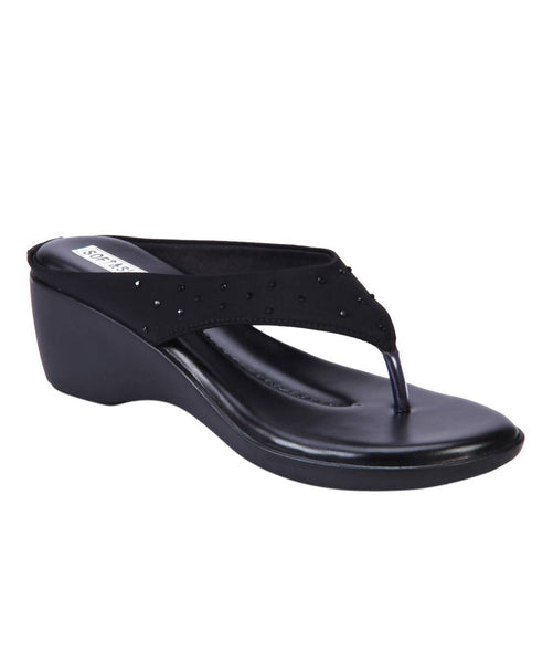 Wedge Heel Sandal AW_100000826458