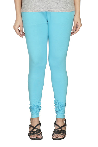Minu   Premium Sky Blue  womens  Leggings $ PL_44