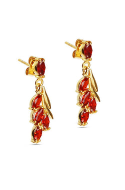 Autumn Rustle Earrings - JSIJEAR9249