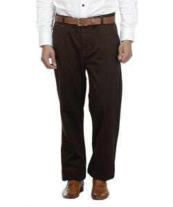 GALVANNI Flat Front Trouser AW_100000742718-33