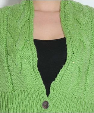 Elle Green Shrug
