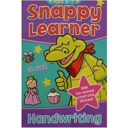 Snappy Learner Handwriting