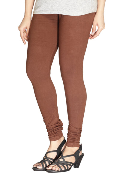 Minu   Premium Light Brown  womens  Leggings $ PL_28