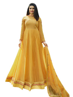 YOYO Fashion Faux Georgette Anarkali Salwar Suit & YO2-F1267