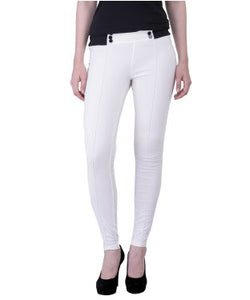 Slim Fit Premium Fabric Jeggings