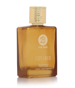 EAU DE PARFUM EXPLORER Perfume Spray for Men- Pack of 3 (100ml each)