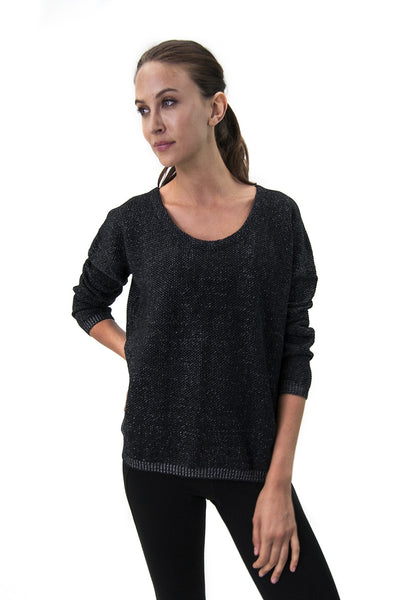 SATVA - Women`s Sweater (100% organic cotton) $ WF17245