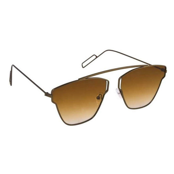 Benour Men's Brown Butterfly Sunglasses $ BENAV055