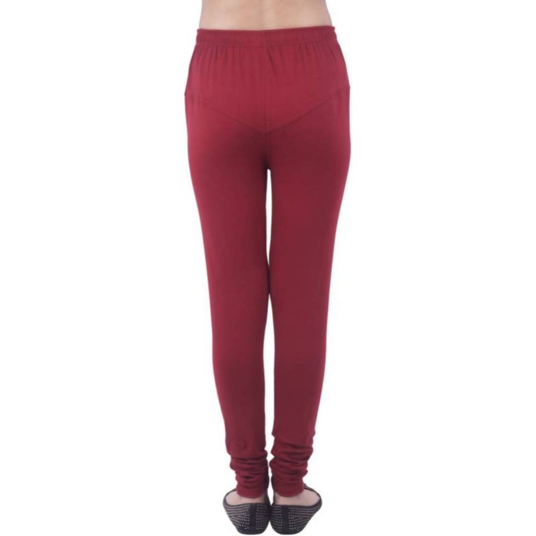 8367affd81 ... Amihgo Women's Maroon Churidar Cotton Legging-Free Size $ MAH40006 ...