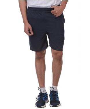 Dazzgear Black Cotton Shorts