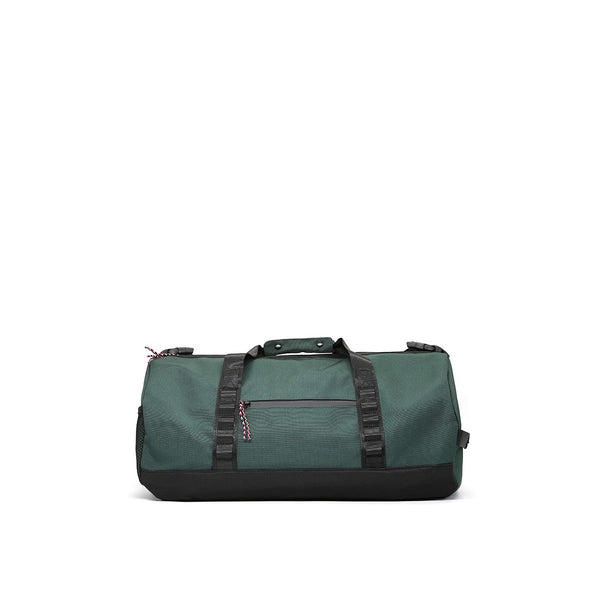 London Rag Womens Green Travelling Bag-BG5236_DK.GREEN