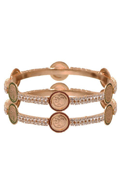 Divine Dots Bangle Set - JSJMWRI1861S2.10