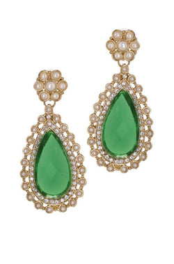 Mint Glow Earrings - JPIMEAR1894