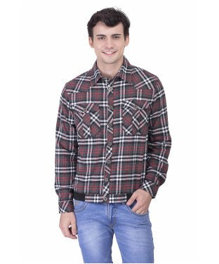 Oxolloxo Men Casual Cotton Jacket