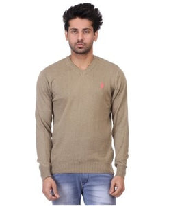 Westbrook Polo Club Brown F/S Sweater