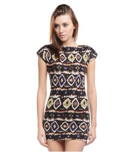 Allison Taylor Multicolor Tunic