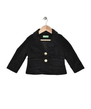 United Colors Of Benetton Black Jacket