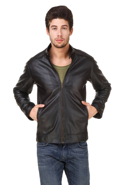 Smerize Men's Wolverine Faux Leather Jacket $ 15SM