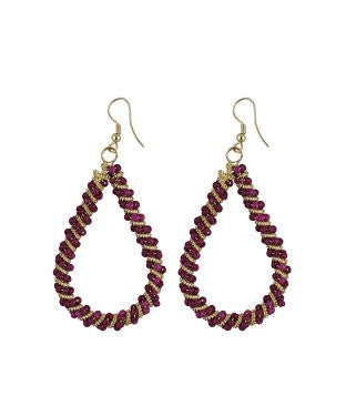 aradhya GCN922 Beads Alloy, Metal Dangle Earring