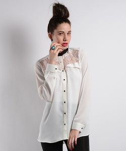 Dezaina Full Sleeves Shirt