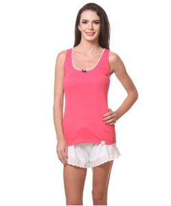 Kotty Tank Top with Shorts