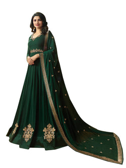 YOYO Fashion Faux Georgette Anarkali Salwar Suit & YO2-F1270