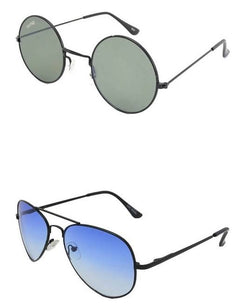 Benour pack of 2 Unisex Sunglasses $ BENCOM195