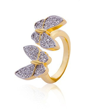 Butterfly Twins Ring-JSENRIN1050S
