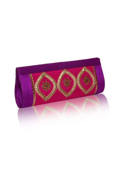 Bauble Burst Gota Barfi Clutch