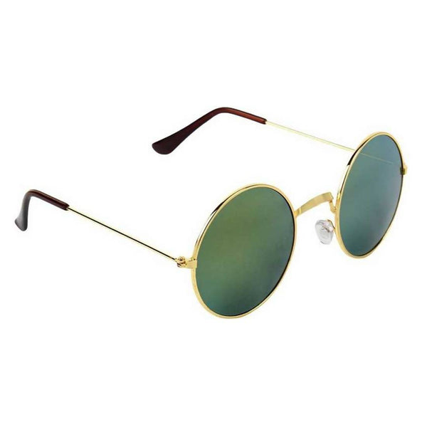 Benour Men's Multicolor Round Sunglasses $ BENAV068