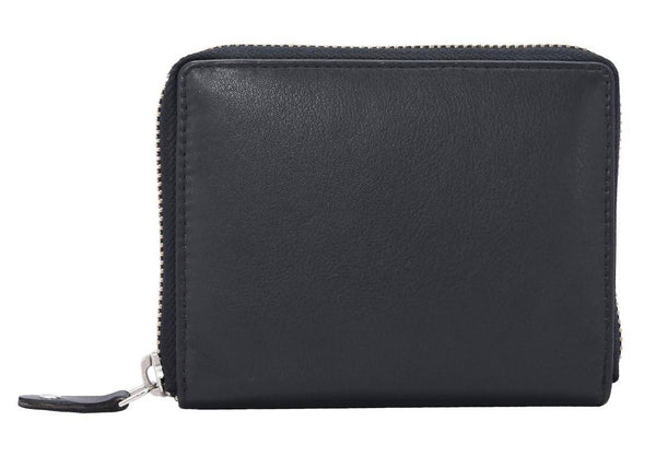 Annodyne Men's BLACK ELIA Genuine Leather Wallet_A544WM $ R_A544WM_BLK