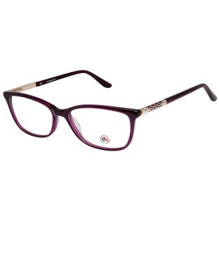 David Blake Purple Cat Eye Full Rim EyeFrame