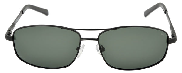 Lawman UV Protected Green Unisex Sunglasses-LawmanPg3 Sunglasses LM4512 C4 (Green)
