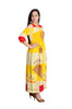 Libas Closet's Women Cotton Rayon Printed long Kurta /Gown $ L-102