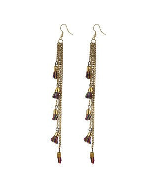 aradhya GCN917 Alloy, Metal Dangle Earring