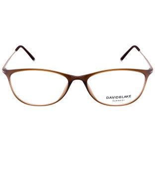 David Blake Matte Brown Cateye Full Rim EyeFrame