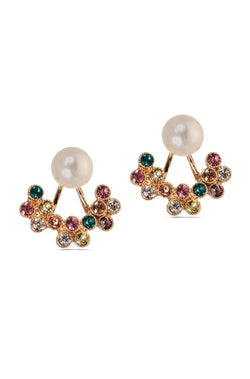 Bauble Burst Colour Shower Studs